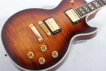 GAK Gibson Les Paul's