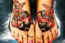 Tattoos  / by Ana Belmares