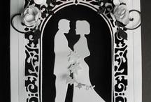 Wedding Cards / hääkortit ja kutsut