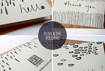 Words and Letterwriting / quotes and calligraphy and typography