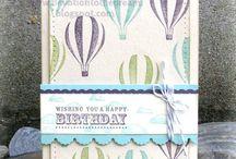 Cards - Birthday Cards / by Carollee Washington