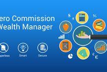 WealthTrust App / Finance Management, Mutual Fund Investment
