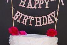 Cake decorating / Decorating