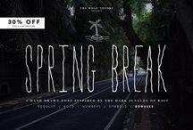 Spring Break Jake / My own personal creations.