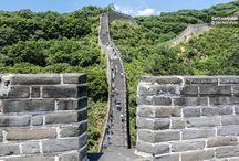 Made in China / Island hop in Hong Kong, hike the Himalayas, climb the Great Wall: Say hi to China.
