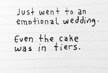 Wedding Humour / Funny Wedding Fails and comical Wedding ideas! A collection of our favourite Funny Wedding Moments!