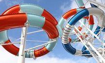 Aquatic & slide
