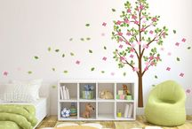 DECOR - Wall papel & Wall stickers