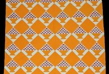 Better With Cheddar / My love of the color cheddar in quilts never ends! / by Bonnie K Hunter