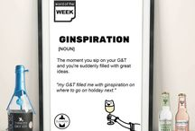 The Gin Word of The Week