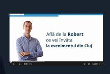 Seminar GRATUIT – Investitii Financiare Inteligente cu ROBERT ROLIH in Romania / Vrei sa stii in ce sa investesti ca sa ii depasesti pe 95% din investitori?  Sa ai siguranta ca nu vei pierde banii investiti?  Afla de la ROBERT ROLIH, un expert acreditat de BRIAN TRACY si recomandat de Lorand Soares Szasz