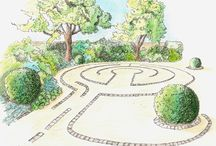Our Hospice Gardens/ Labyrinths
