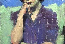 Malcolm T. Liepke / Born in Minneapolis, Minnesota, 1953.