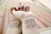Tatto / Risco bacanas.