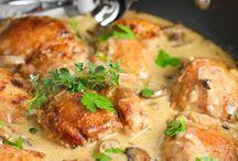 Chicken little / Nothing but chicken