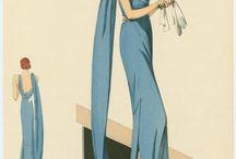 Dress 1920/1930 style