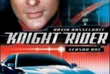 Knight Rider, Med David Hasselhoff.
