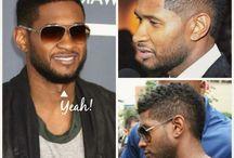 Afro top / Haircut idea