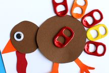 Fall Reuse Art Projects for Kids