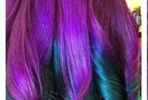 Dye hair