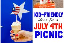 July Fourth / Tips, ideas and inspiration for a fun-filled Fourth of July weekend with your family.