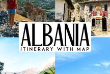 Albania cuando