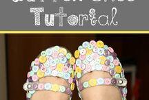 Buttons! - DIY, ideas, inspiration