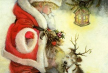 CHRISTMAS ART / by Dolly Secord