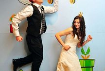 Wedding - Mario-ish