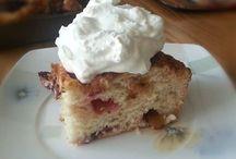 Dessert Recipes / A mix of Sunset Gourmet dessert recipes and other favorites.
