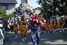 祭 / 日本のお祭り Festival of Japan
