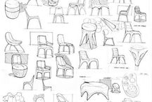 Furniture drawings