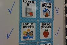 Classroom organization / by Dell Wood