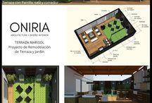 Proyectos - Oniria Arquitectura