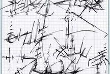 Muziek grafische notaties