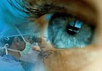 Ophthalmology / An ophthalmologist is a specialist in medical and surgical eye problems. Since ophthalmologists perform operations on eyes, they are both surgical and medical specialists