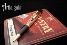 Handmade Pens by ArtisIgnis