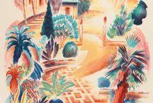 Peter Eastham prints