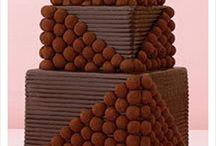 Aey cakes/dessert area