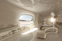 Futuristic and Sci-Fi 3-D Art