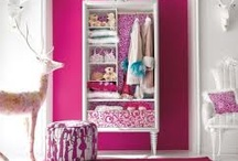 Girl's rooms / Toddler rooms