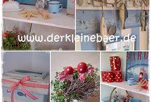 Maritime Dekoideen by Tante Nana / Einblicke in Tante Nana's Zuhause & Ideen rund um's Dekorieren