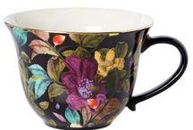 Teacups to drink my Rooibos in
