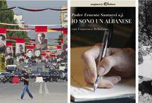 Letteratura Albanese, Avagliano Editore, Ernesto Santucci, Francesco Bellofatto