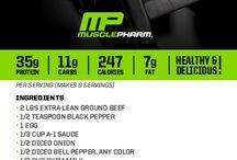 Bodybuilding recipes
