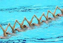 Synchronized Swimming / by Kayla Maria