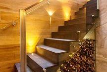 adega escada