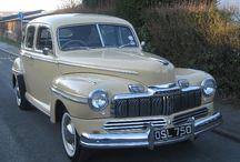 Ford Mercury (Oupa Jan - '49 Ligblou)