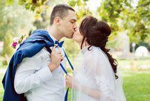 bohemian wedding / romantické svadby
