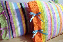 Costura - Almohadas, cojines y peras